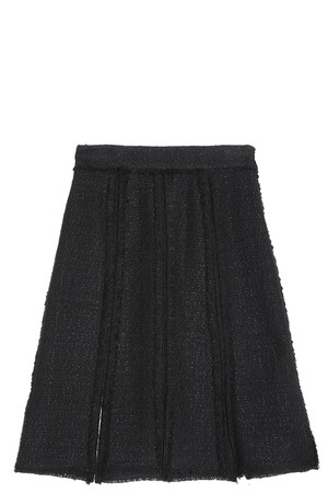 Proenza Schouler Women`s Tweed Skirt Boutique1
