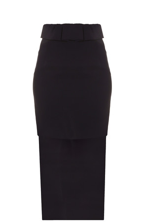 Preen By Thornton Bregazzi Women`s Vera Frill Skirt Boutique1