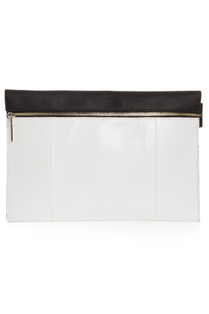 Victoria Beckham Women`s Large Zip Pouch Boutique1