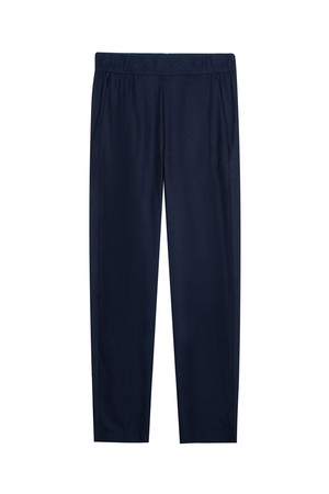 Raquel Allegra Women`s Washed Silk Trousers Boutique1