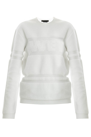 Alexander Wang Women`s Wet Towel Jumper Boutique1
