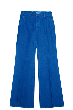 Mih Jeans Women`s Wide Flared Trousers Boutique1