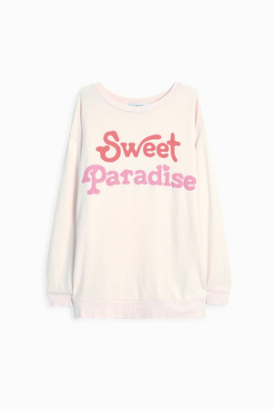 Wildfox Women`s Sweet Paradise Jumper Boutique1