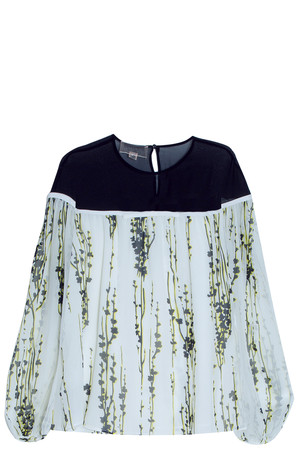 Giambattista Valli Women`s Wisteria Blouse Boutique1