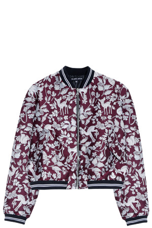 Markus Lupfer Women`s Woodland Bomber Jacket Boutique1