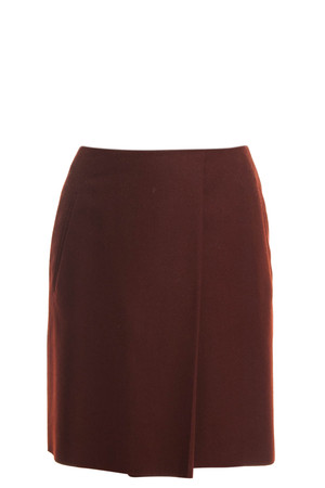 Acne Studios Women`s Wool Wrap Skirt Boutique1