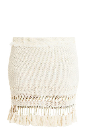 Isabel Marant Women`s Woven Skirt Boutique1