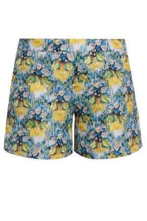 Mary Katrantzou Women`s Zapper Yellow Bird Short Boutique1
