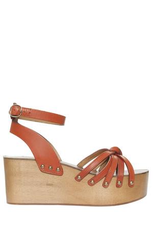 Isabel Marant Etoile Women`s Zia Wedge Sandals Boutique1