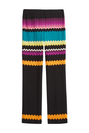 Missoni Women`s Zig-zag Trousers Boutique1