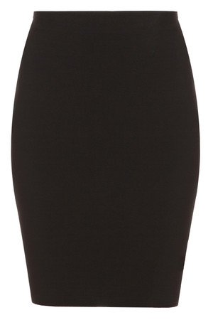 Alexander Wang Women`s Zip Back Strecth Skirt Boutique1
