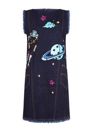 Lee Shift Space Dress