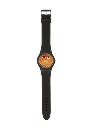 Martin Fucking Parr Cupcake Watch