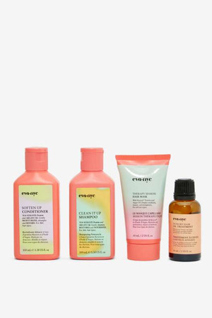Eva NYC Get Up and Go Hair Care Travel Kit