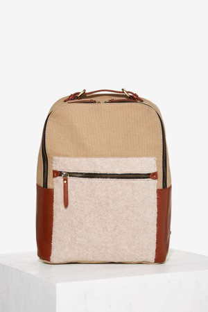 Kelsi Dagger Brooklyn Southside Leather Backpack