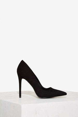 Nasty Gal Play It Cool Stiletto Pump