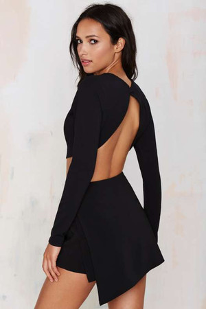 Nasty Gal Split the Difference Crop Top