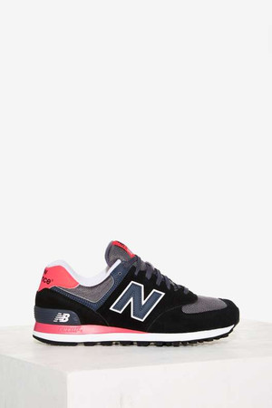 New Balance 574 Core Plus Suede Sneaker
