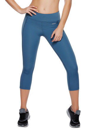 Booty Support 7/8 Tight (Polished Grey)