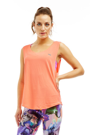 Studio Workout Muscle Top (Crush Baby)