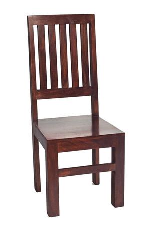 Ceylon Slat Back Dining Chairs - Pair