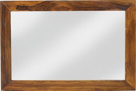 Cuba Sheesham Mirror - 90 x 60cm