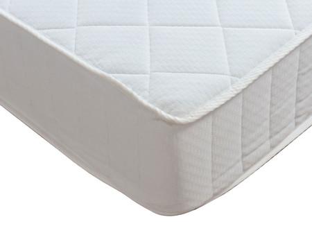 Flexi Sleep Reflex Foam Mattress (4ft 6in Mattress, Super Firm)