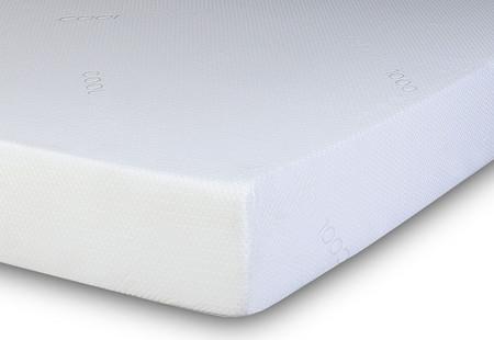 Memory Foam 8000 Mattress   (4ft 6in Mattress, Regular)