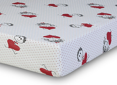 Moo Moo Comfy Mattress
