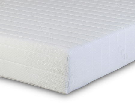 Reflex Pocket 1000 Mattress with Reflex Foam   (4ft 6in Mattress)