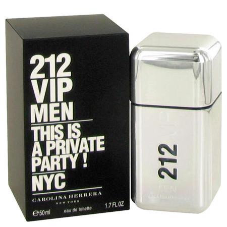 212 Vip Cologne by Carolina Herrera, 50 ml Eau De Toilette Spray for Men
