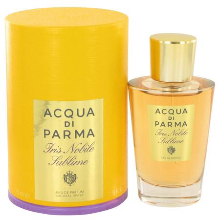 Acqua Di Parma Iris Nobile Sublime Perfume by Acqua Di Parma, 75 ml Eau De Parfum Spray for Women
