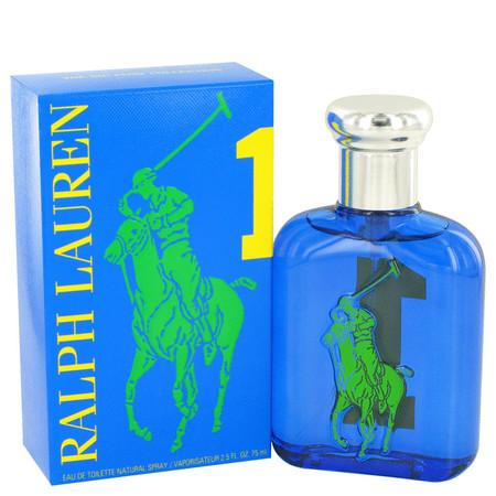 Big Pony Blue Cologne by Ralph Lauren, 75 ml Eau De Toilette Spray for Men