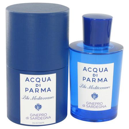 Blu Mediterraneo Ginepro Di Sardegna Perfume by Acqua Di Parma, 150 ml Eau De Toilette Spray for Women