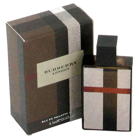 Burberry London (new) Mini by Burberry, 4 ml Mini EDT for Men