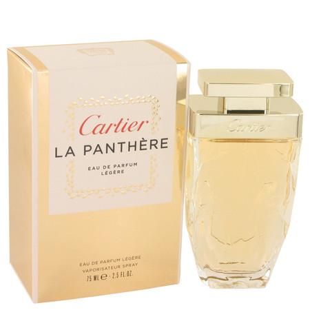 Cartier La Panthere Perfume by Cartier, 75 ml Eau De Parfum Legere Spray for Women