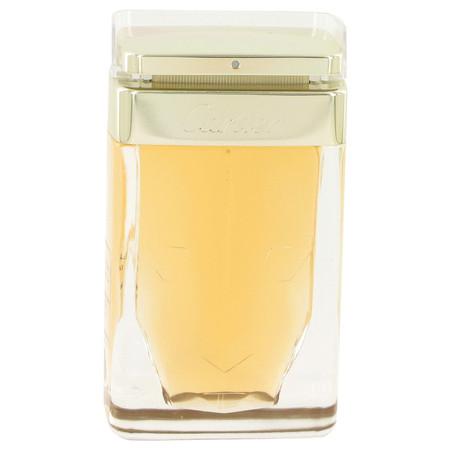 Cartier La Panthere Perfume by Cartier, 75 ml Eau De Parfum Spray (Tester) for Women