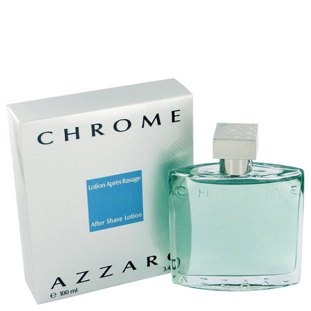 Chrome After Shave by Azzaro, 100 ml After Shave for Men