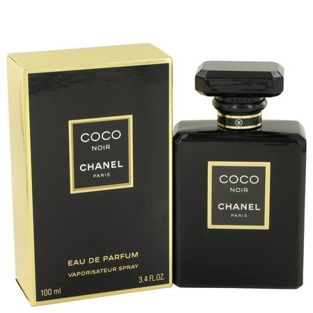 Coco Noir Perfume by Chanel, 100 ml Eau De Parfum Spray for Women