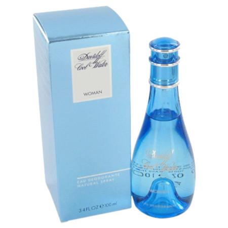 Cool Water Deodorant by Davidoff, 100 ml Deodorant Spray for Women
