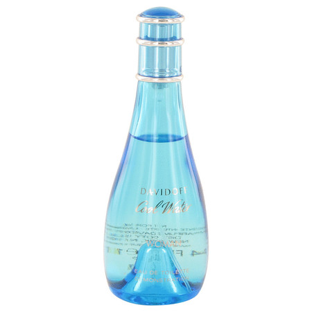 Cool Water Perfume by Davidoff, 100 ml Eau De Toilette Spray (unboxed) for Women