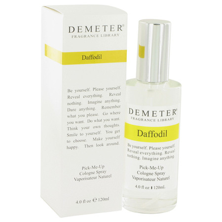 Demeter Perfume by Demeter, 120 ml Daffodil Cologne Spray for Women