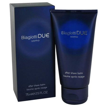 Due After Shave by Laura Biagiotti, 75 ml After Shave Balm for Men
