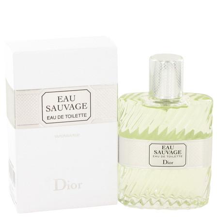 Eau Sauvage Cologne by Christian Dior, 50 ml Eau De Toilette Spray for Men