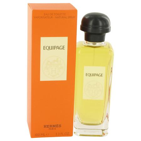 Equipage Cologne by Hermes, 100 ml Eau De Toilette Spray for Men