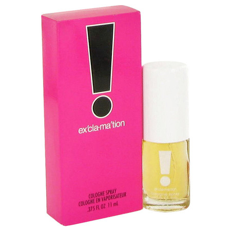 Exclamation Mini by Coty, 11 ml Mini Cologne Spray for Women