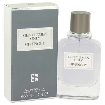 Gentlemen Only Cologne by Givenchy, 50 ml Eau De Toilette Spray for Men