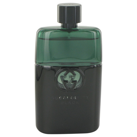 Gucci Guilty Black Cologne by Gucci, 90 ml Eau De Toilette Spray (Tester) for Men