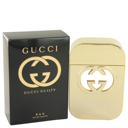 Gucci Guilty Eau Perfume by Gucci, 75 ml Eau De Toilette Spray for Women