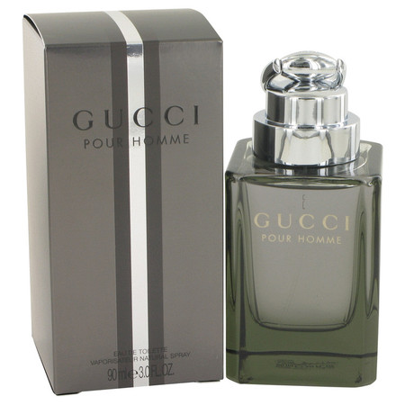 Gucci (new) Cologne by Gucci, 90 ml Eau De Toilette Spray for Men
